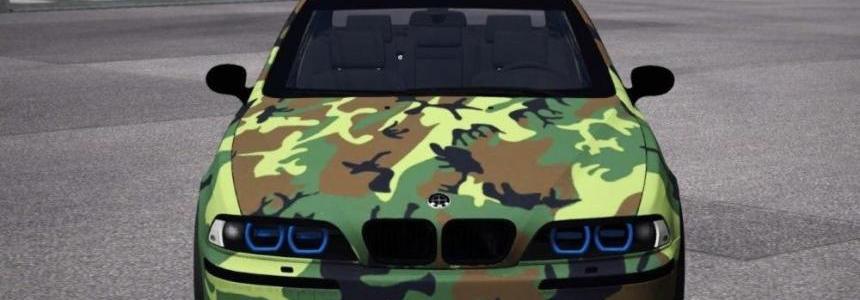 BMW M5 E39 1.33.X