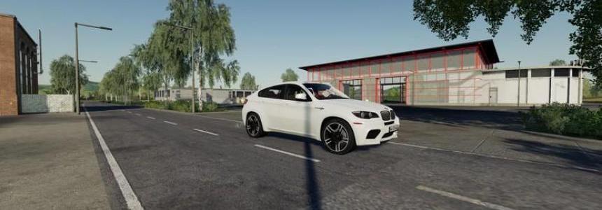 BMW x6M CHIP TUNING BY SZ CLAN