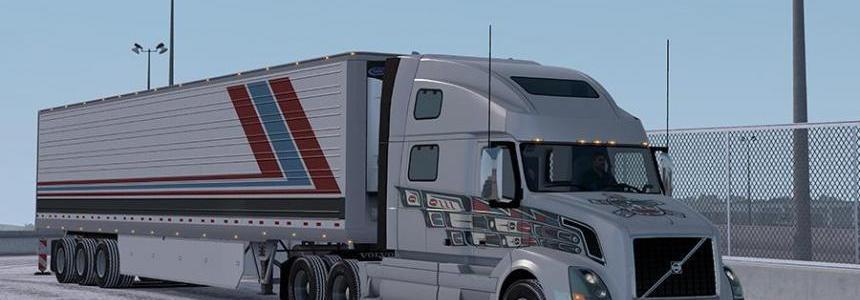 Bridgestone Snowy Truck/Trailer Tires by Aradeth