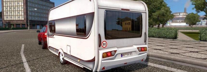 Caravan Trailer v1.1 (1.32, 1.33)