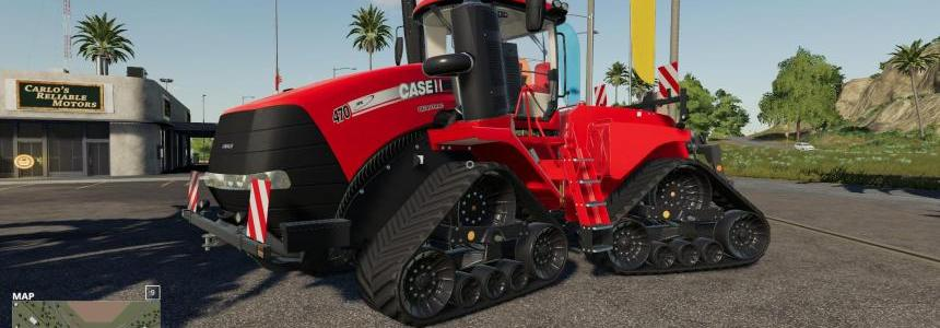 Case IH QuadTrac By Tinman v1.0.0.0