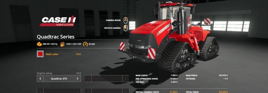 Case IH Quatrac Series by Stevie