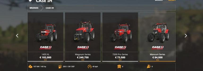 Case Tractors v1.0.0.2