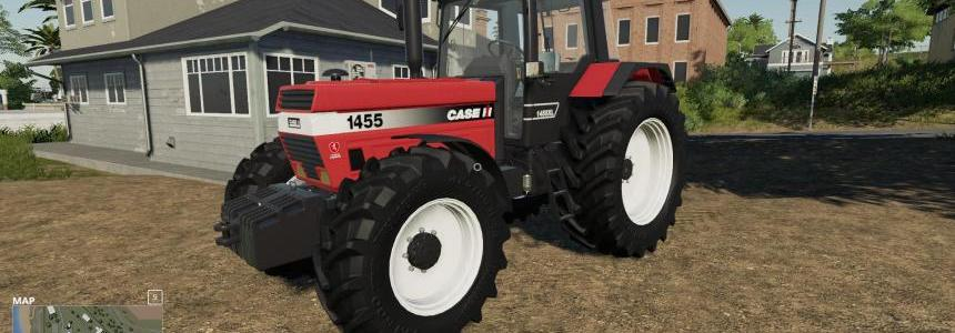 CaseIH 1455XL Twente Farmers Edition v1.0