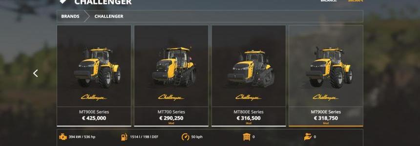 Challenger Tractors v1.0.0.2