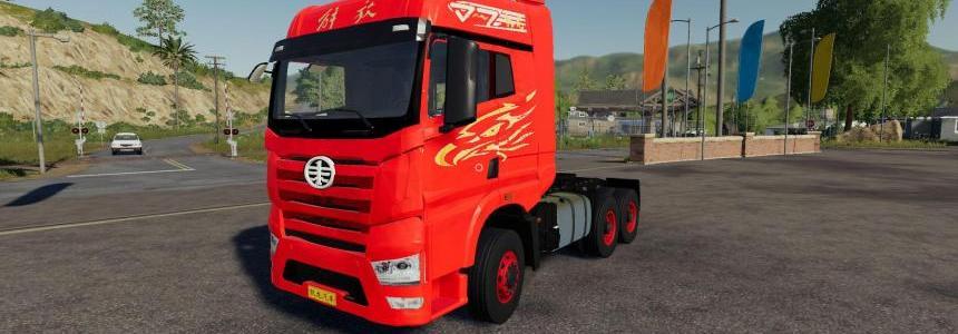 China FAW J7 6x4 v1.0