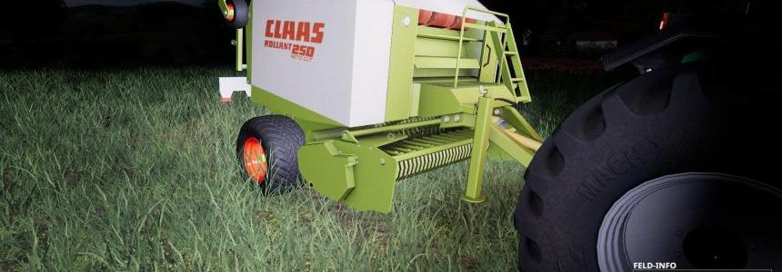Claas Rollant 250 v1.1.0.0
