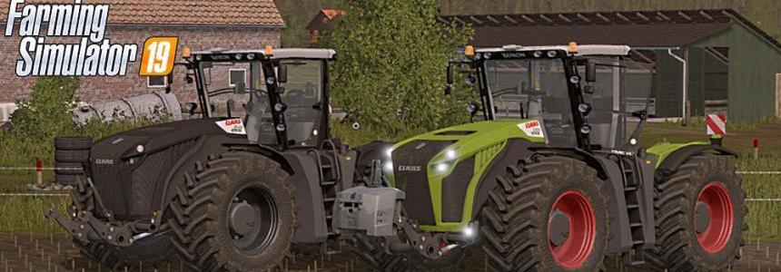 CLAAS XERION 4000–5000 v1.0.0.0