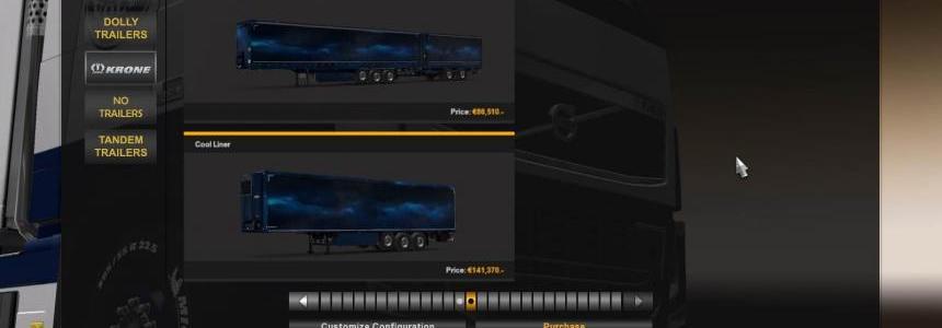 Combo SkinPacks Scania S 1.33