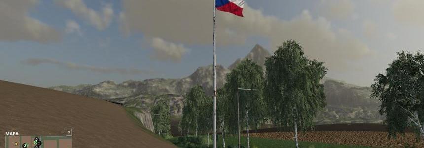 Czech flag v1.0.0.0