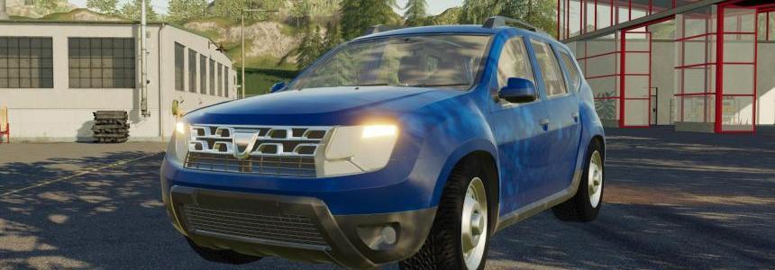 Dacia Duster 2015 Dci v1.0