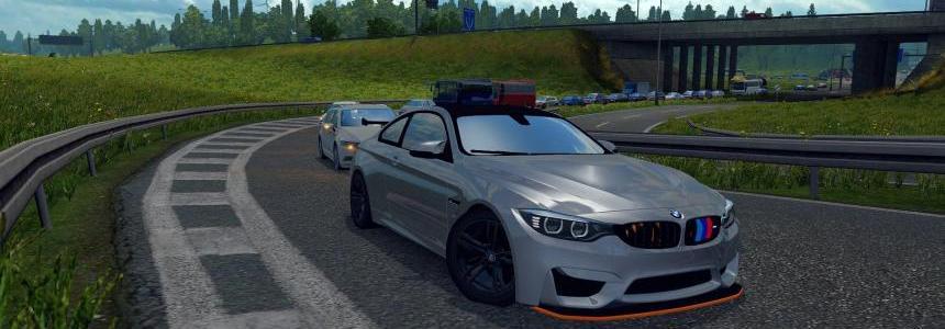 Dealer fix for BMW M4 GTS, M4 GMG, M3 F30 Pack v1.1