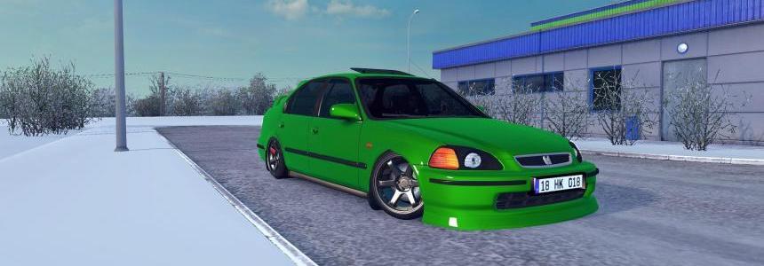 Dealer fix for Honda Civic IES 1.33.x