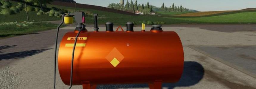 Diesel tank placeable v2.0.1.9