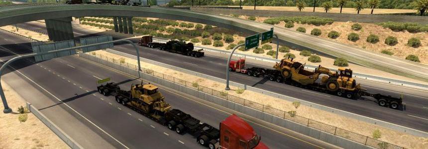 DLC Heavy Cargo in Traffic v2 0 for ETS2 1 33 x - Modhub us