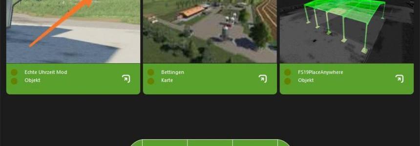 FarmingLauncher19 v1.0.0 BETA