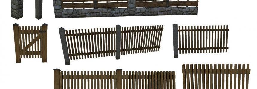 Fence Pack v1.0.0.0