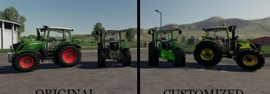 FENDT 300 TURBO v1.2
