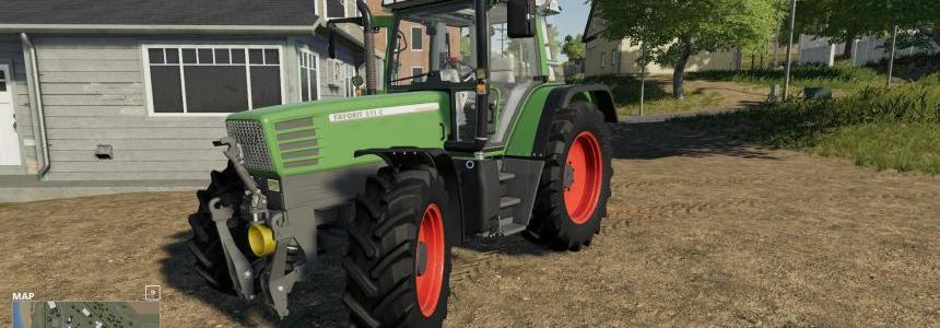 Fendt Favorit Custom Exhaust Sound v0.9