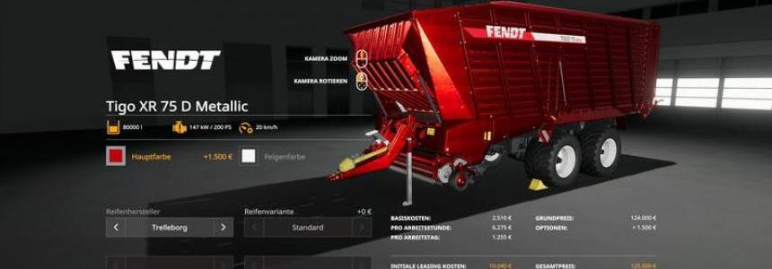 Fendt TigoXR75 MetallicEdit 80000l v1.0