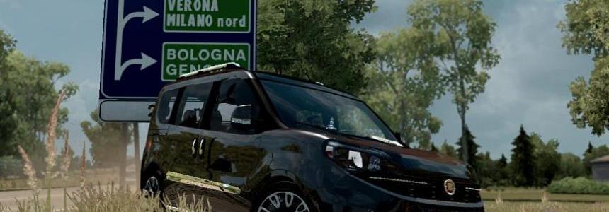 Fiat Doblo D4 V1R2 1.33.x