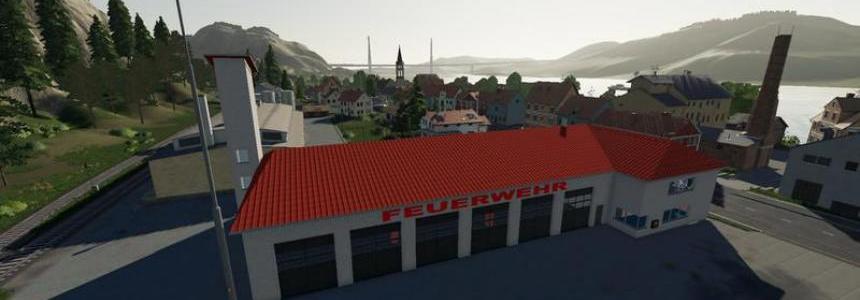 Fire station v2.0