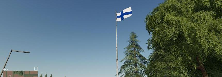 Flag of Finland v1.0.0.0