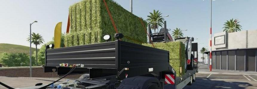 Flielg semi trailer v1.0