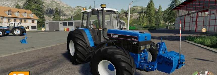 Ford 40er Series v1.2.0