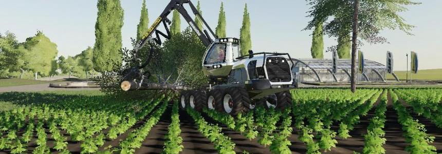Forestry Equipment Pack v1.0