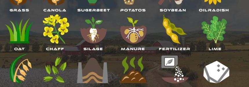 Forgotten Plants - Icons v1.0