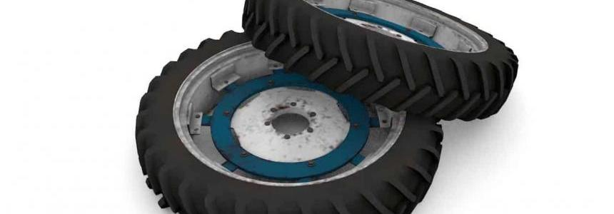 FS19 3D of fine wheel v1.0