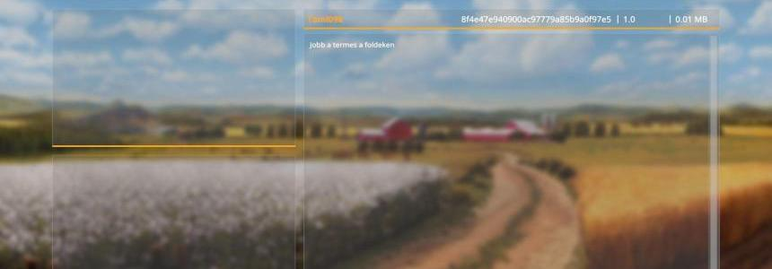 FS19 Crop Multiplier v1.0