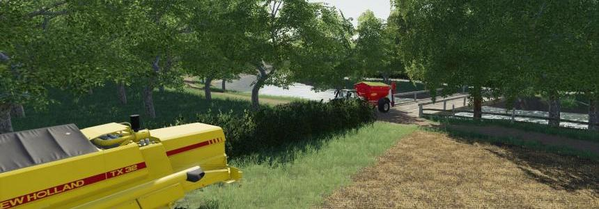 FS19 Riverview v1.0.0.0