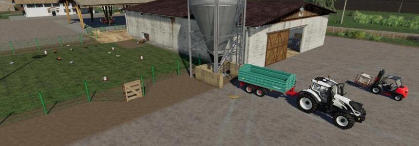 FS19 chicken coop v2.0