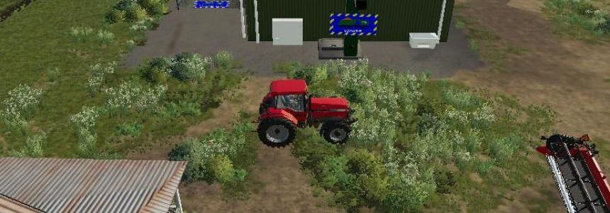 FS19 FarmSilo (Reworked BY BOB51160) v1.5.0.0