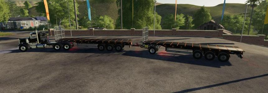 FS19 Fliegl SDS350 v1.0
