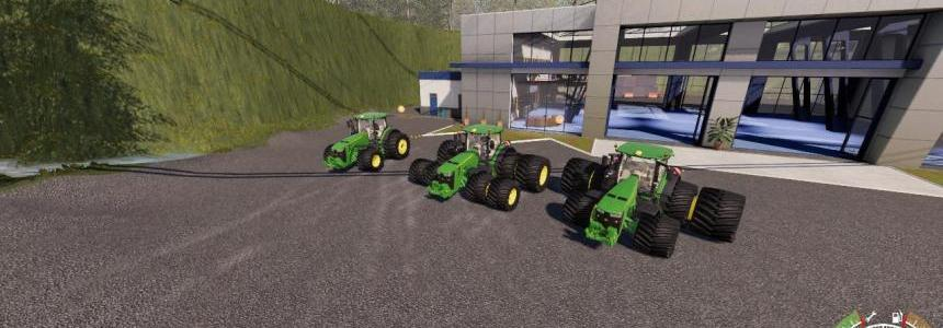 FS19 John Deere Series 8R VE v1.0