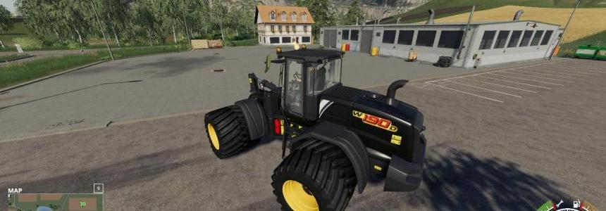 New Holland Wheel Loader W190D VE v1.0