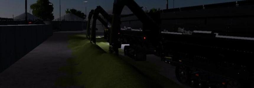 Haul Master Multifruit with trailer coupling v1.0