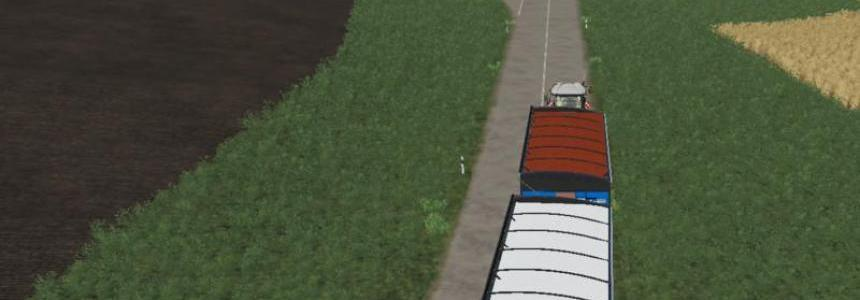 Haul Master with trailer coupling v1.0