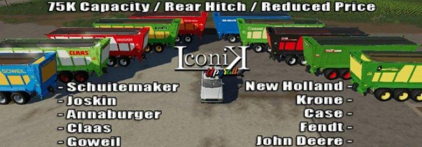 Iconik 75K Tipper v1.0.0.0