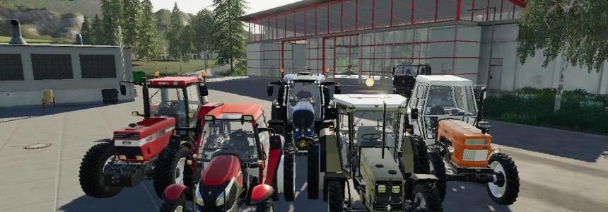 Iconik Small Tractors 2 v1.0.0