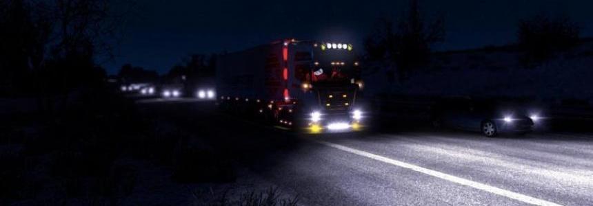 Improved Trucks Lights 1.33.x