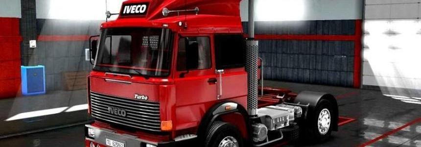 Iveco 190-38 Special Stock Interior Sound 1.33.x