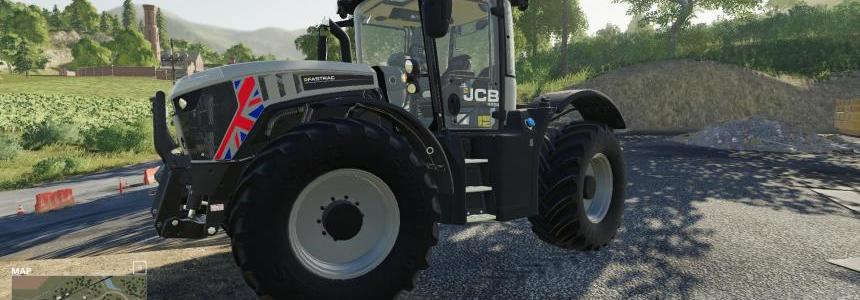 JCB Fastrac 4220 Limited Edition v1.0