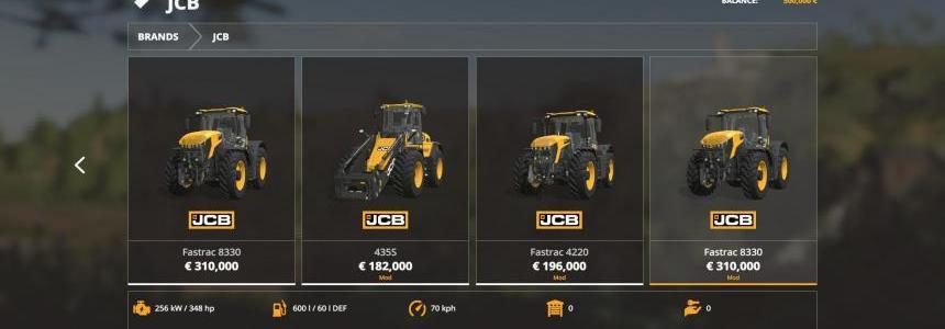 Jcb Tractors v1.0.0.2
