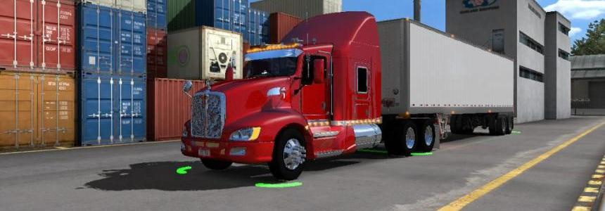 Kenworth T660 Exclucive v1.0