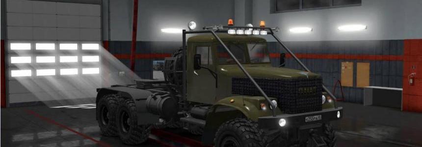 Kraz 255 Truck v5.0