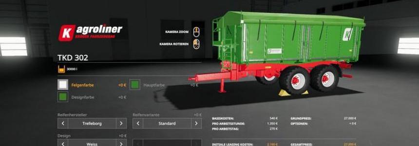 Kroeger TKD302 v1.0.0.0